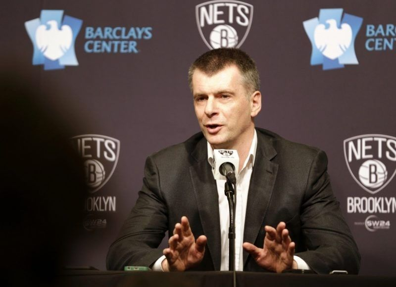 Prokhorov completes sale of 49 percent of Nets to Alibaba co-founder