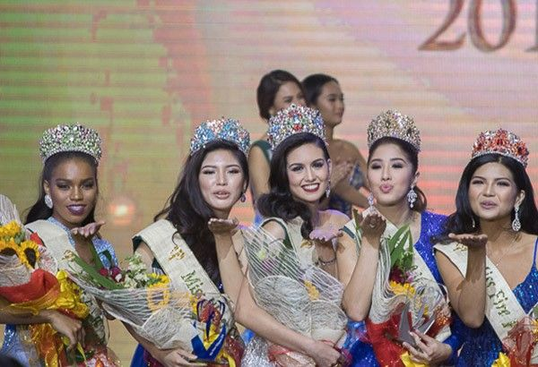 Filipina from Italy wins Miss Earth Philippines 2018