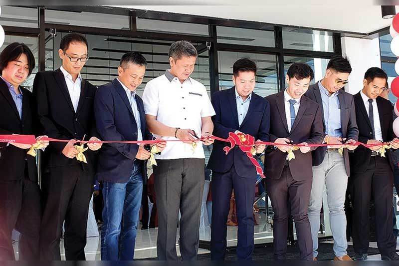 Foton offers full vehicle lineup in new La Union dealership