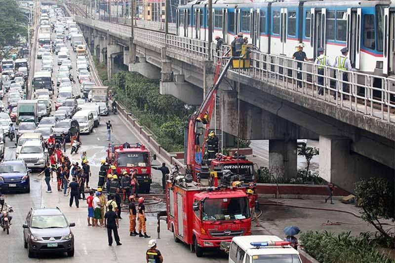 Palace says it has proof of plunder of MRT maintenance money