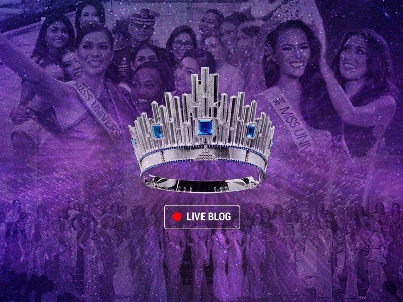 LIVE updates: Miss Universe 2018 Coronation Night
