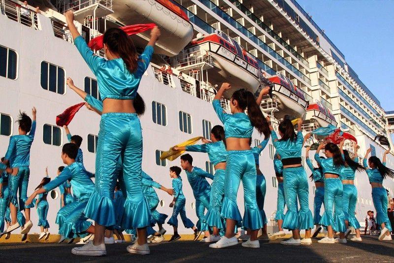 Costa Atlantica returns to Subic