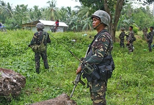 The firefight on Saturday is the third between government forces and the Abu Sayyaf since last Sunday, when IEDs were detonated in the cathedral in Jolo, Sulu.
