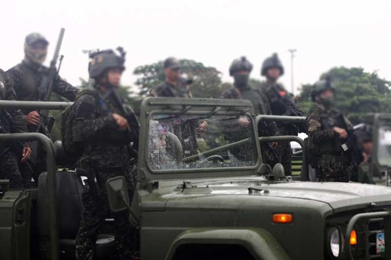 Army activates new joint task group in Zamboanga Sibugay