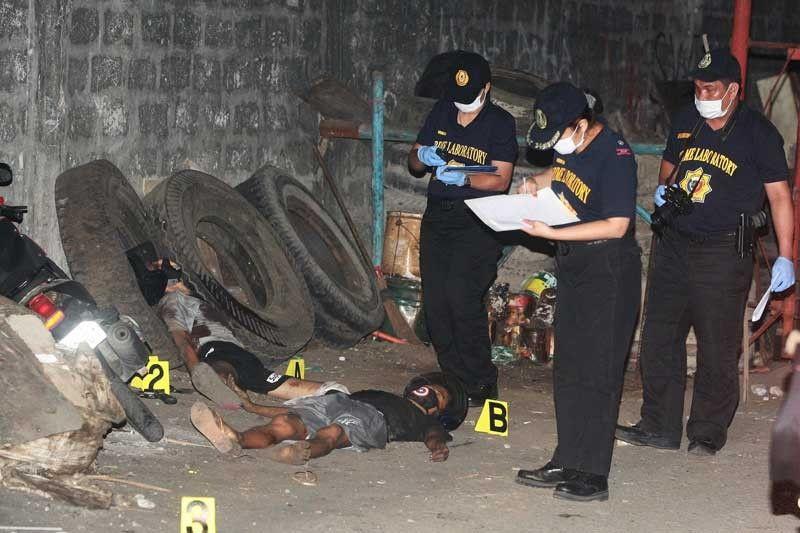 3 drug, murder suspects shot dead in Bulacan, Quezon