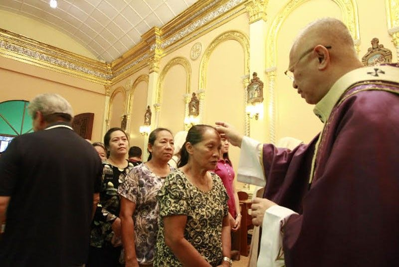 Palma urges faithful: Reform, be humble