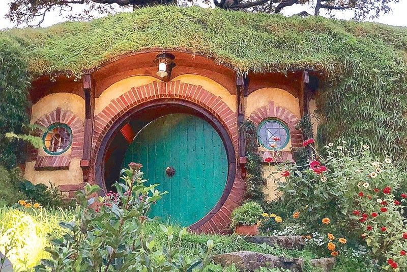 A giant of an adventure in Hobbiton