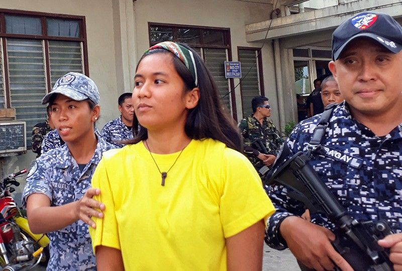 """Mabinay 6"""" pleads not guilty to guns, explosives charges 