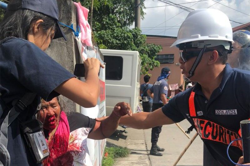 Striking workers started violence, NutriAsia says