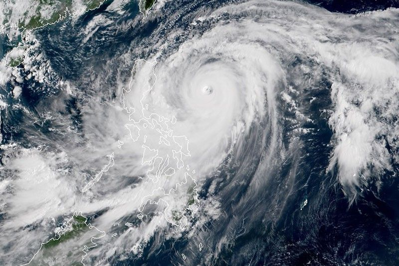 Typhoon Ompong (international name Mangkhut) is expected to make landfall over northern Cagayan early Saturday.