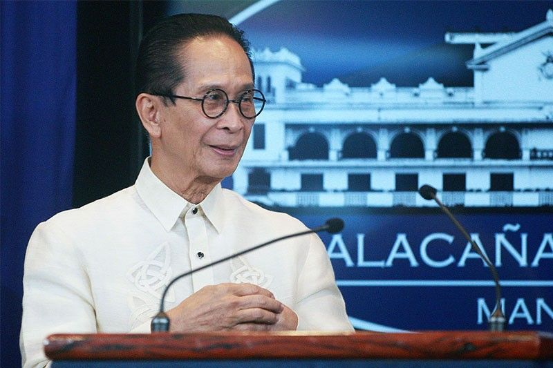 Palace agrees updates on Duterte's health needed 'in case of serious illness'