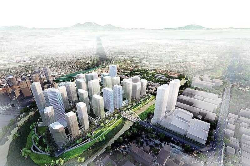 Parklinks: Designed to be the Metro�s greenest urban estate