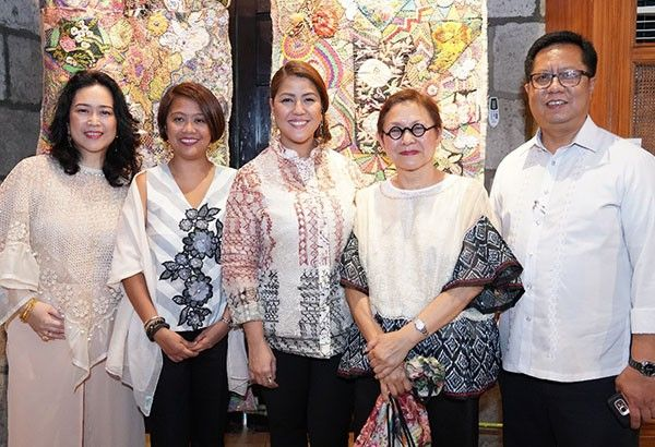 10 Patis Tesoro creations telling Philippines� colorful clothing history