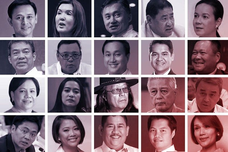 Mocha, Freddie Aguilar and Bong Go: Here are PDP-Laban's possible Senate bets in 2019