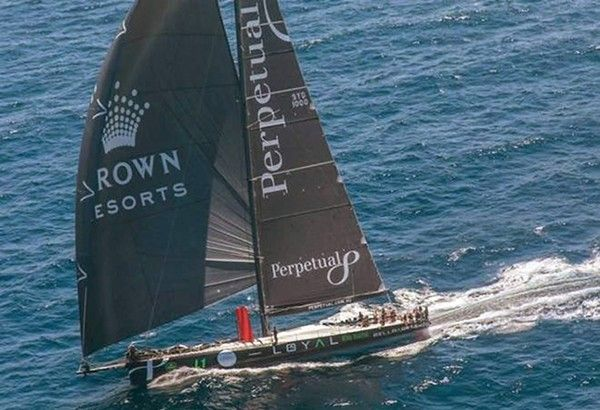 Perpetual Loyal sets new mark in Rolex Sydney Hobart race