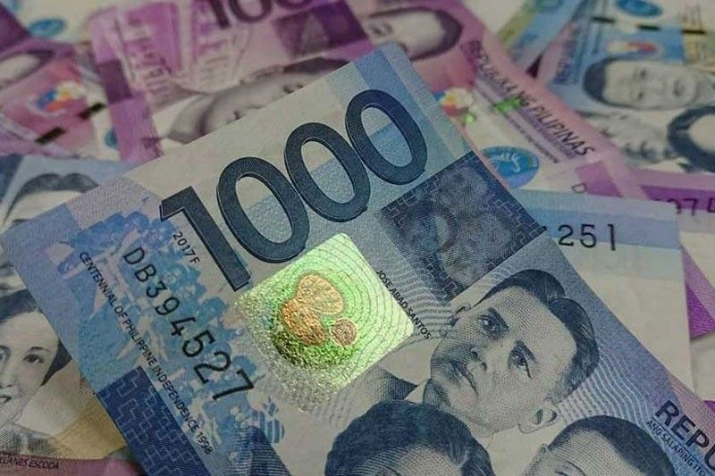 Government borrowings rose more than three times to P44.4 billion in July from the P14.21 billion in the same month last year.
