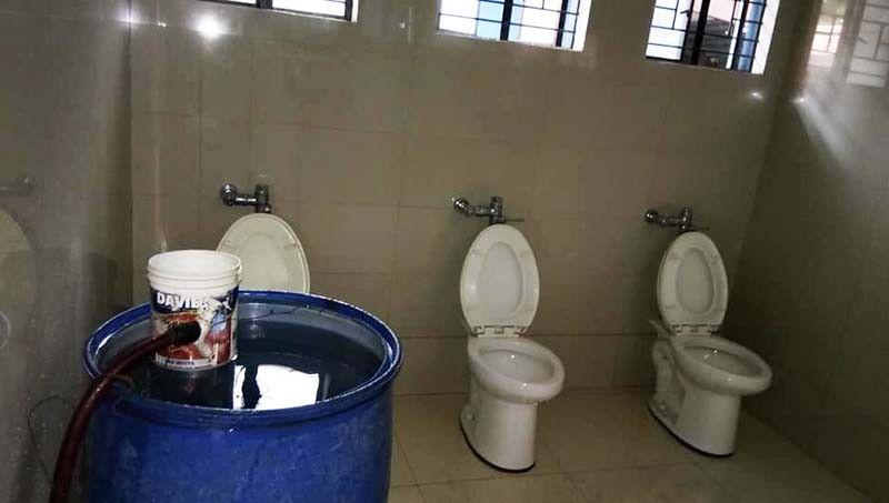 'Weird' PNR toilet a part of P295-million DOTr project, COA says