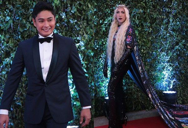 IN PHOTOS: ABS-CBN Ball 2018 red carpet