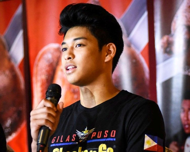 Focused on Gilas, Ricci Rivero says he hasn�t talked to prospective schools