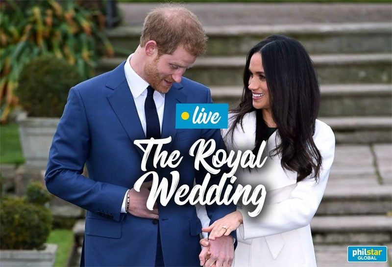 Royal Wedding Harry And Meghan.Live Coverage Royal Wedding Of Prince Harry And Meghan Markle