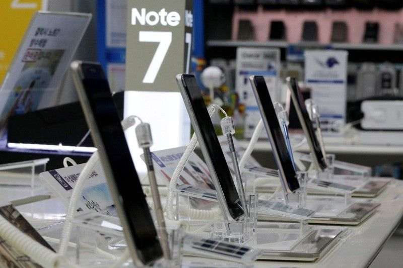 Samsung: Note 7 battery design, manufacturing caused fires