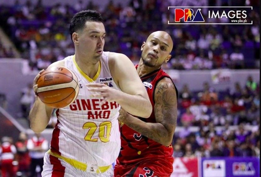 Slaughter also deserves spotlight in Ginebra�s title conquest, says Cone