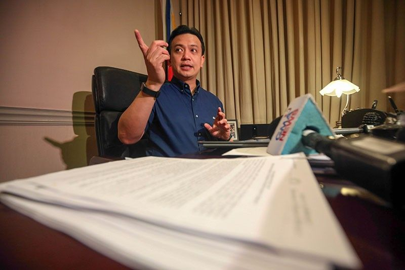 Gov't looks beyond proclamation to justify voiding Trillanes amnesty