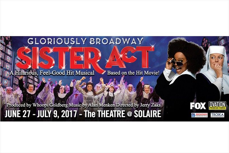 'Sister Act the Musical' in Manila
