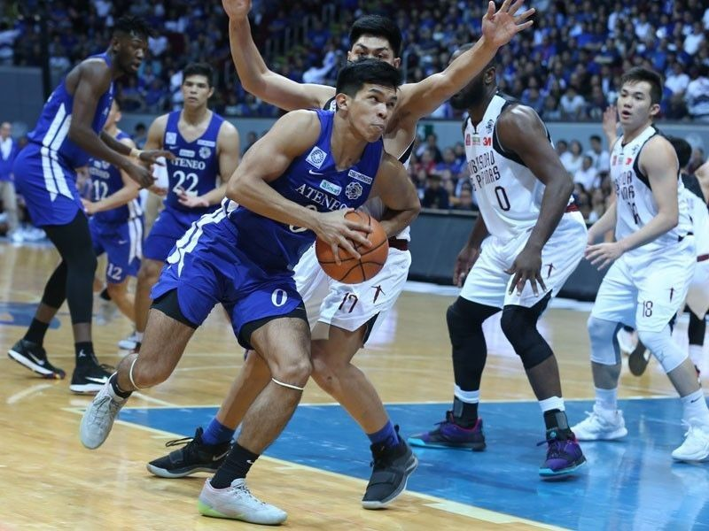 UAAP Game 2: Ateneo Blue Eagles expect wringer
