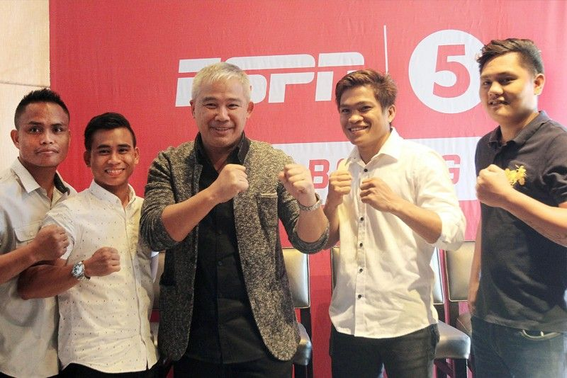 ESPN5 goes �bell to bell� with daylong boxing