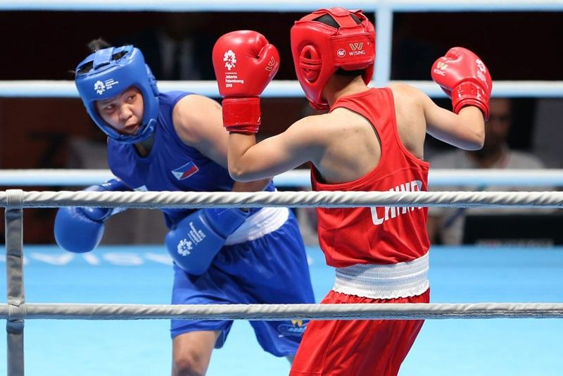 Philippine officials cry foul as top Pinay boxer exits early