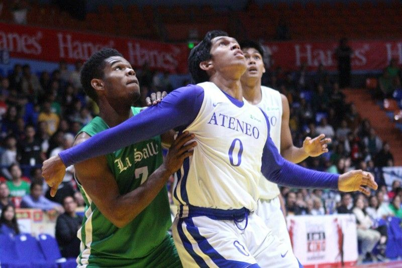 best website 05c72 acf13 For UAAP buildup; Blue Eagles get dose of European play ...