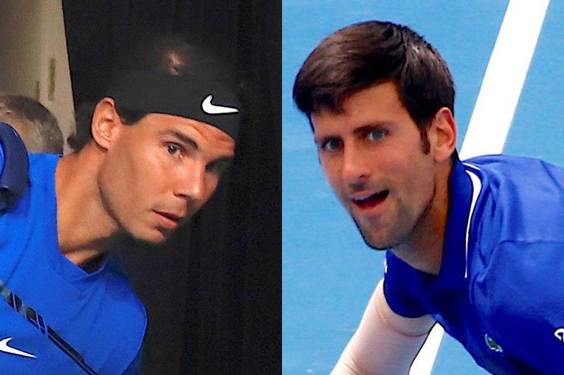 Nadal, Djokovic top bets for Aussie Open