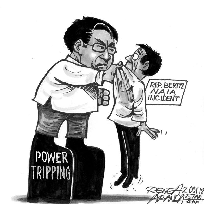 EDITORIAL - Above the law
