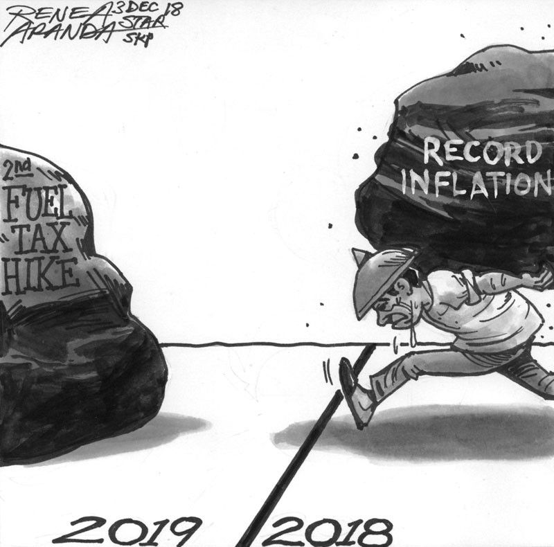 No respite from inflation