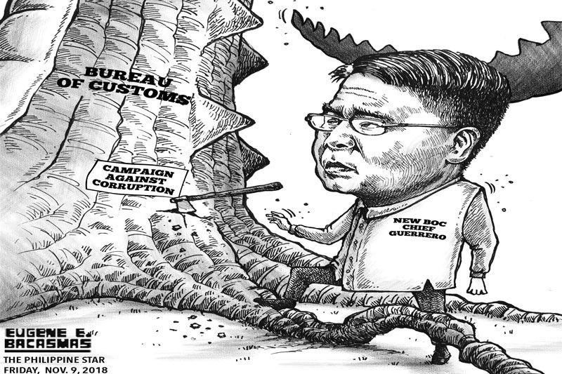 EDITORIAL - Corruption in the BOC
