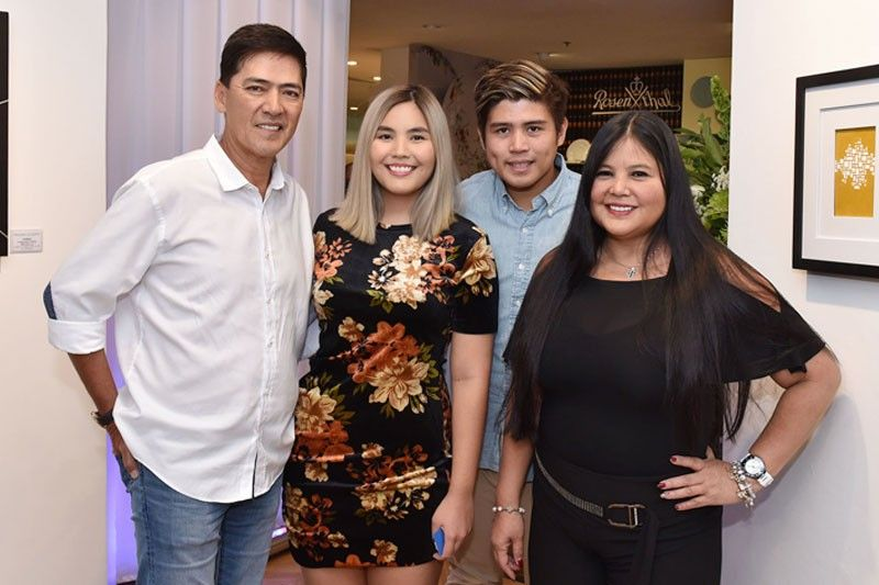 Paulina Luz Sotto: �I�m doing exactly what my dad suggested � to pursue my lolo�s legacy�