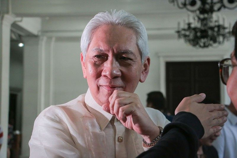 Martires: 'No choice' but to enforce Palace dismissal of Carandang