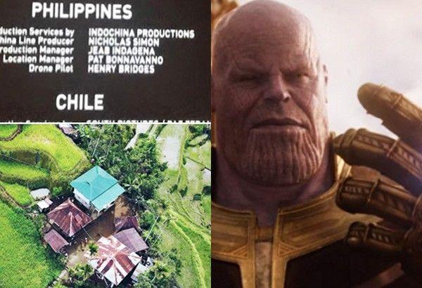 Netizens react to Banaue Rice Terraces' scene in 'Avengers: Infinity War'