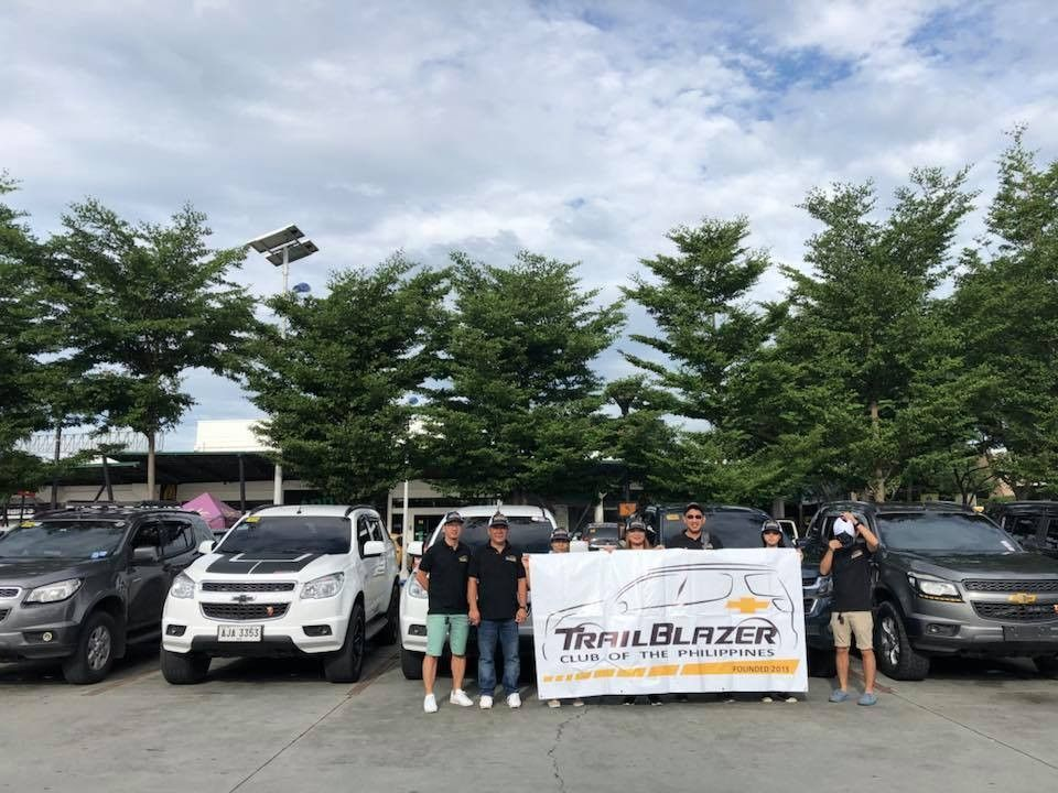 For the Trailblazer Club of the Philippines, their love for the long drive goes back as far as they can remember and continues to grow throughout the years.