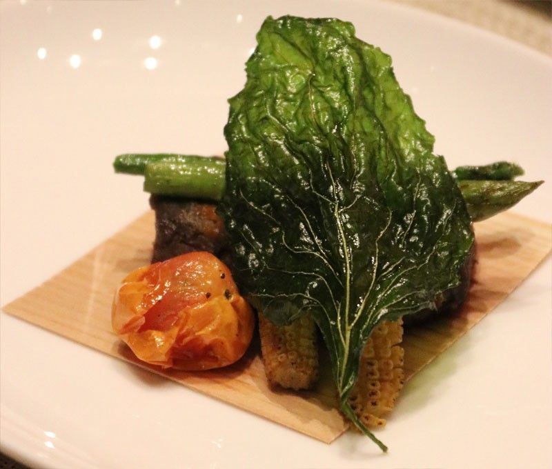 �Taste of Japan� at Conrad Manila until today