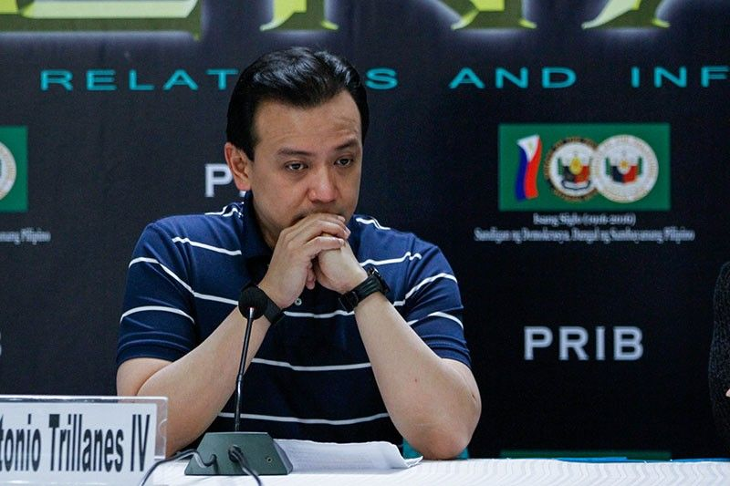 Palace: Nothing political in the nullification of Trillanes� amnesty