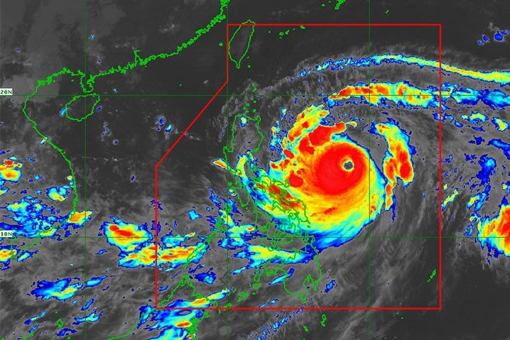 Signal No. 2 in Isabela as 'Ompong' bears down on northern Luzon