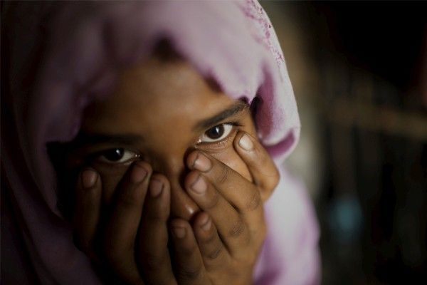 For Rohingya refugees: Your little help can be a big change