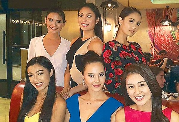 Victory dinner for 2016 Miss World Philippines