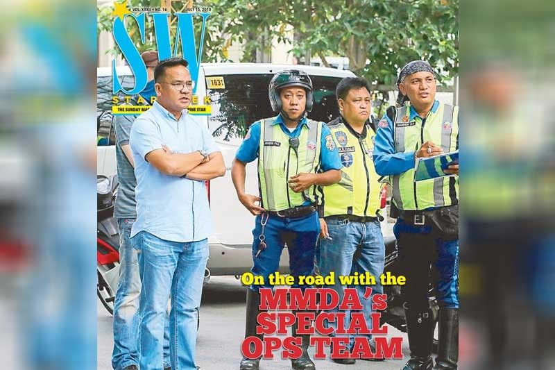 On the road with the MMDA�s Special OPS Team