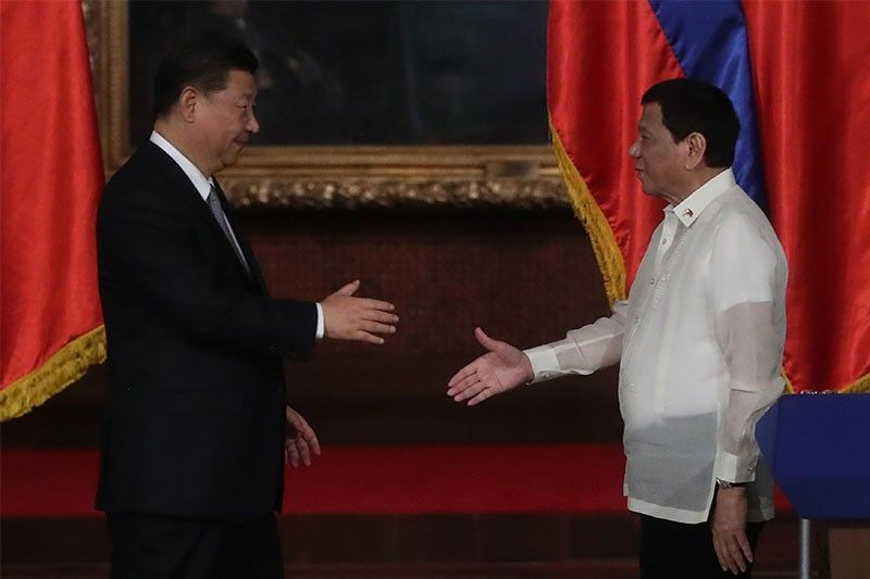 FULL TEXT: Joint statement of the Philippines and China