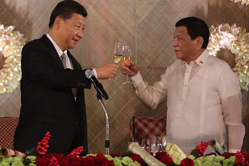 Commentary: China�s two-pronged games against Philippines