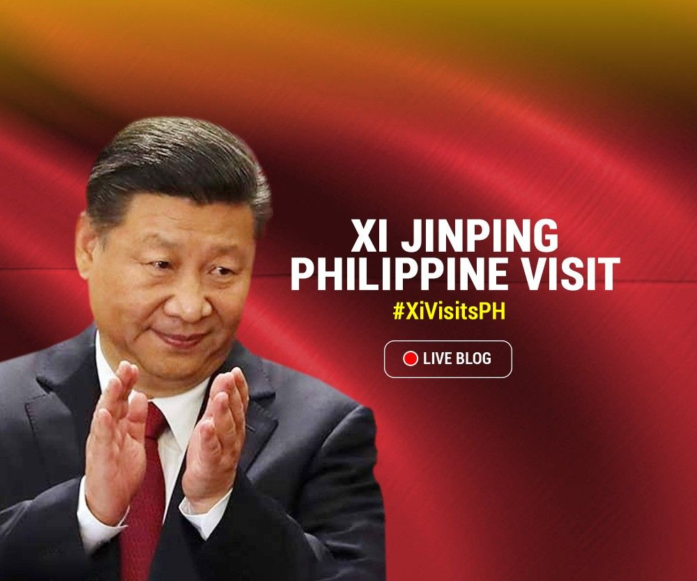 LIVE updates: State visit of Chinese President Xi Jinping
