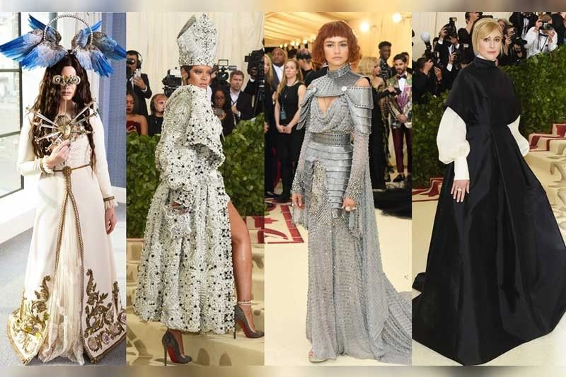 Heavenly Bodies: Highlights From The #Metgala 2018